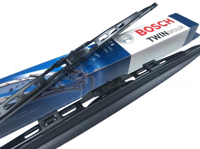 Щетки Bosch Twin Spoiler