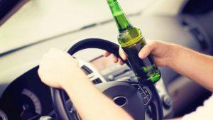 Лишение прав за пьянку